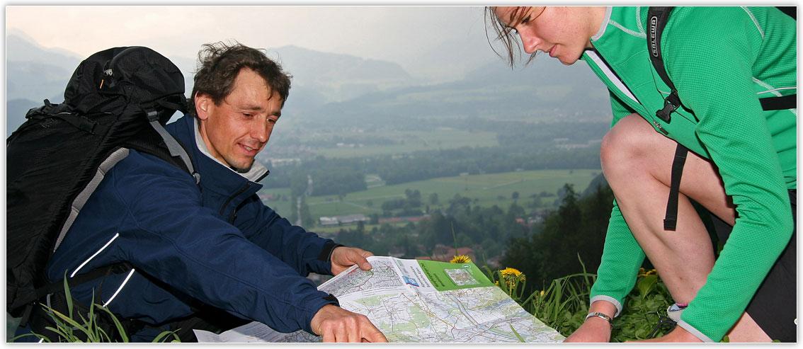 """Wandern mit der Bergwanderschule """"Kaiserreich"""" Kiefersfelden"""