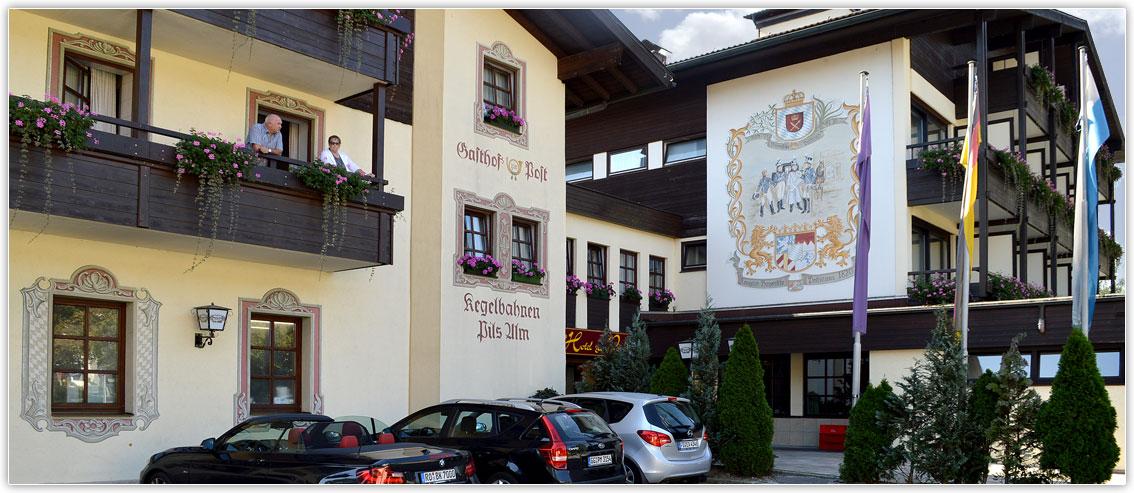 Gasthof Hotel zur Post Kiefersfelden