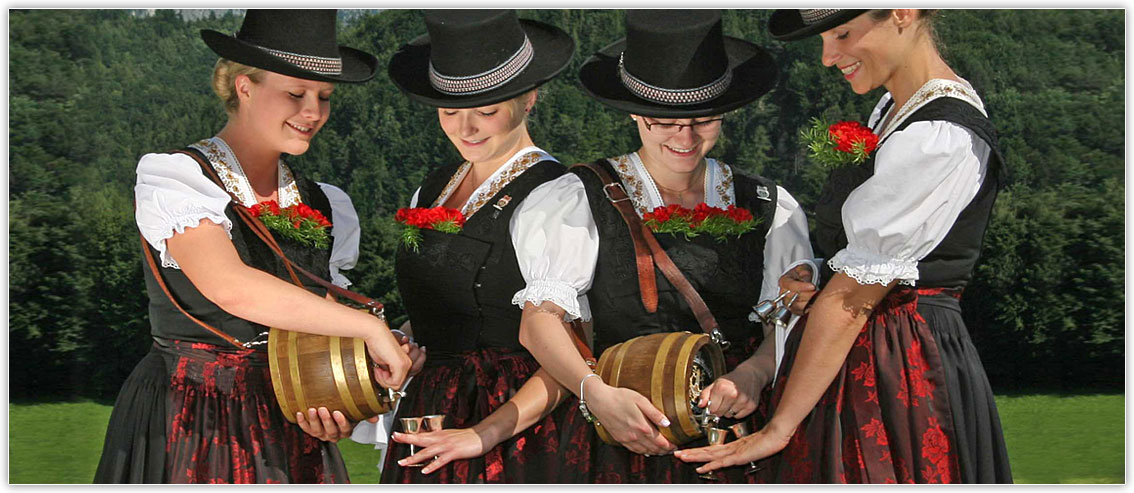 Bavarian Tradition in Kiefersfelden