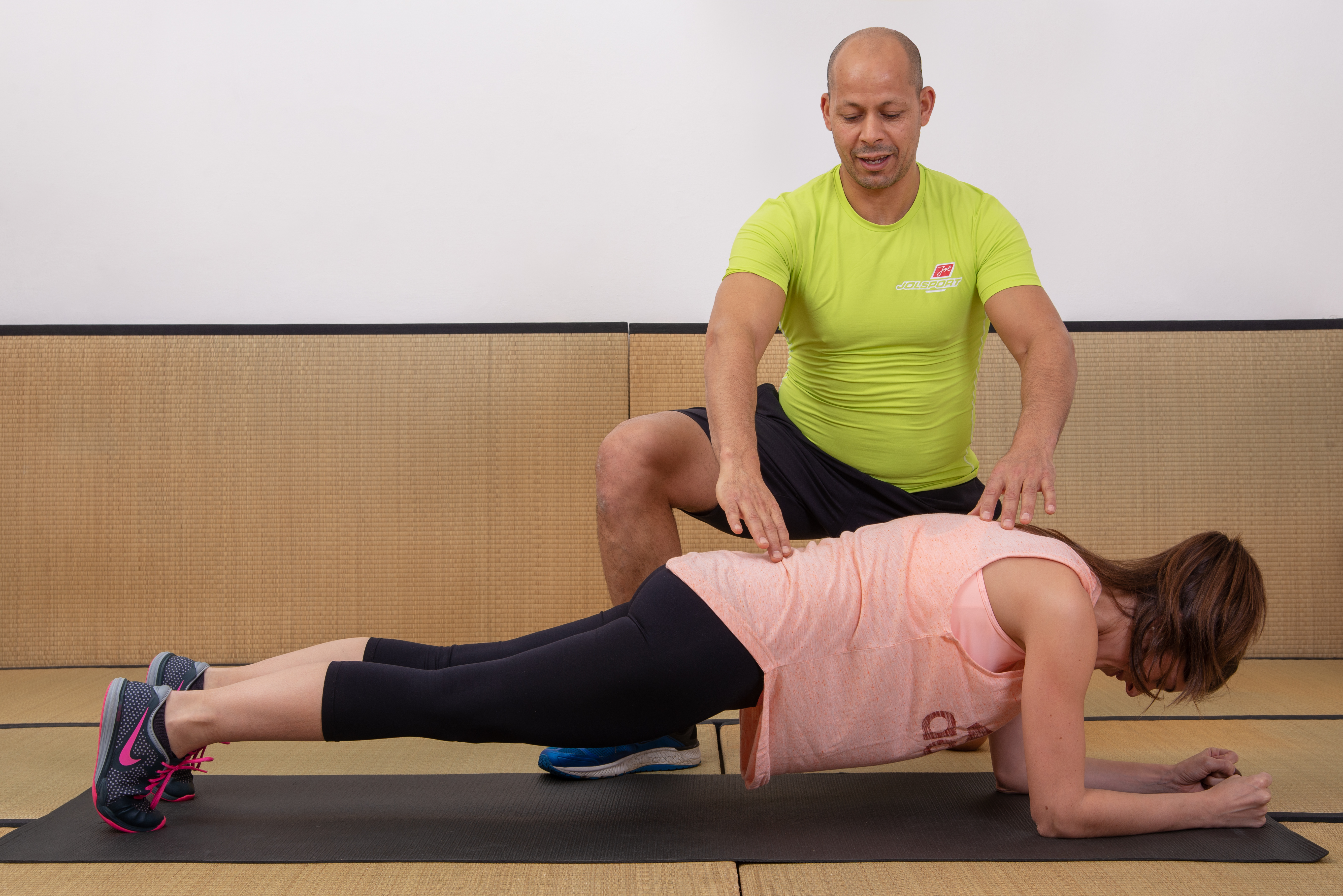 Personal Training mit Larbi Bouda