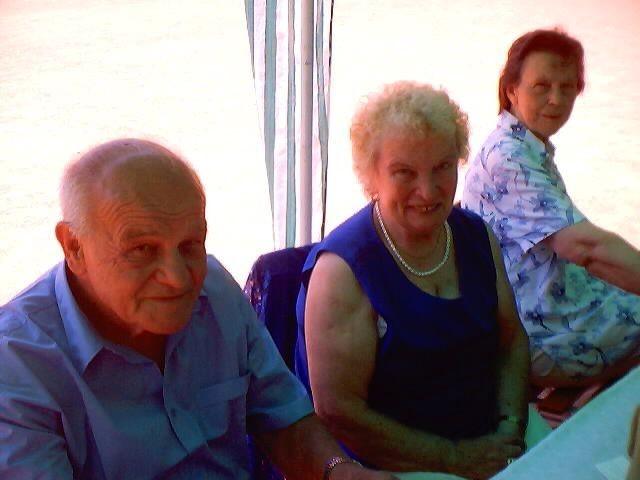 Die lieben Großelter... (Unvergessen & ewig in unseren Herzen).