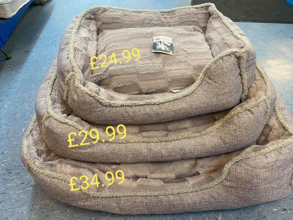 DOG BEDS GREAT QUALITY