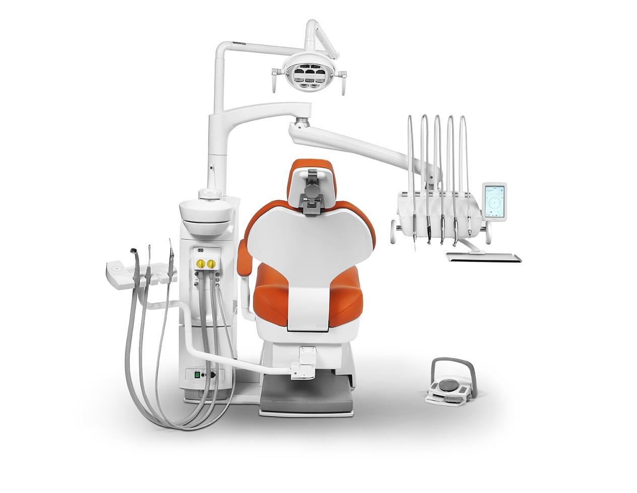 S3 W - elektronische Behandlungseinheit mit Schwingbügeln