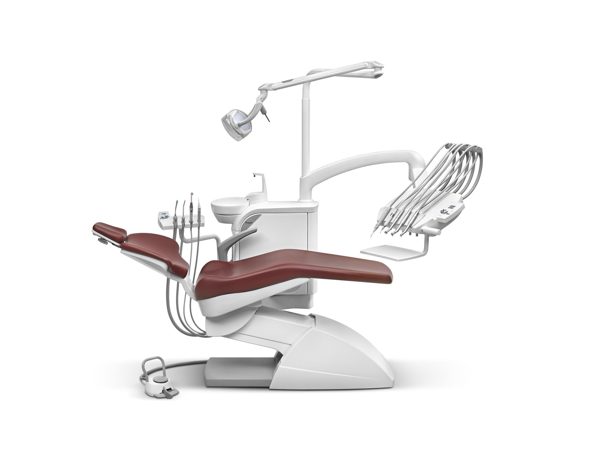 SD-150 Elektropneumatische Behandlungseinheit mit Schwingbügeln