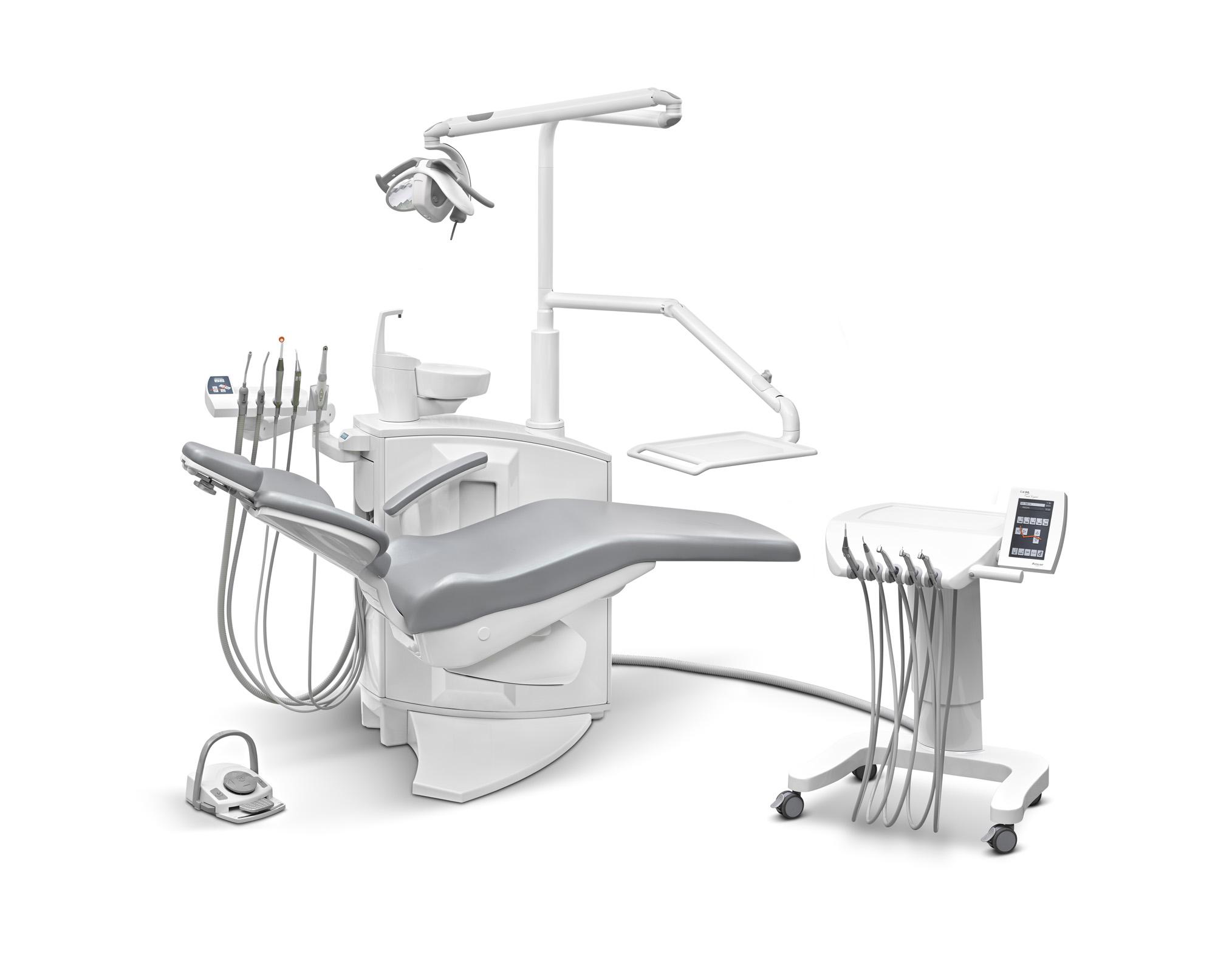 SD-580 Touch-Expert (Mikroprozessorgesteuerte Behandlungseinheit mit Cart CD-80)