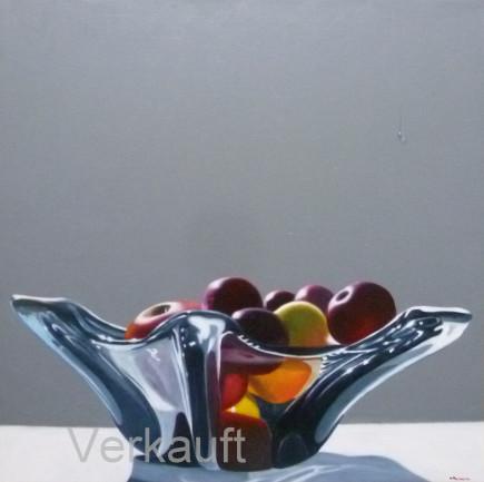 Murano, Ölgemälde, Früchte