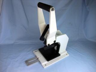 milコネクタ圧接工具 フラットケーブル用圧接工具 圧接ハンドプレス機