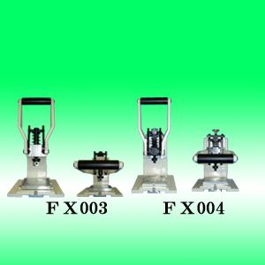 圧着 圧接 ハンドプレスFX003 FX004
