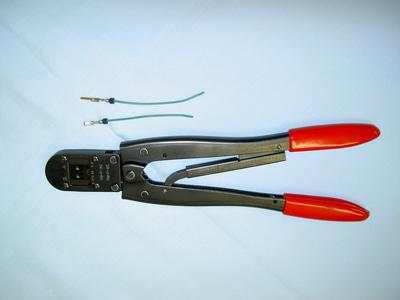手動圧着工具/ハンドツール