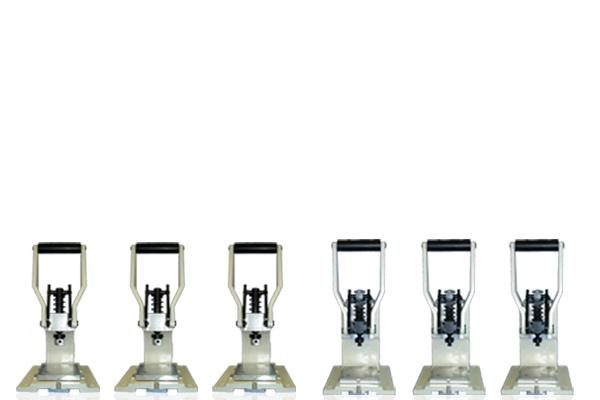 ハンドプレス機 圧着機 圧接機 ロードセル対応