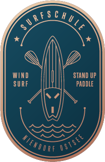 Logo, Surfschule Niendorf, SUP Station, Wetter Timmendorfer Strand, Ostsee