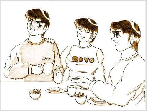 "Twin's Story 外伝 ""Hot Chocolate Time 1""~第5話 めくるめくBLタイム"