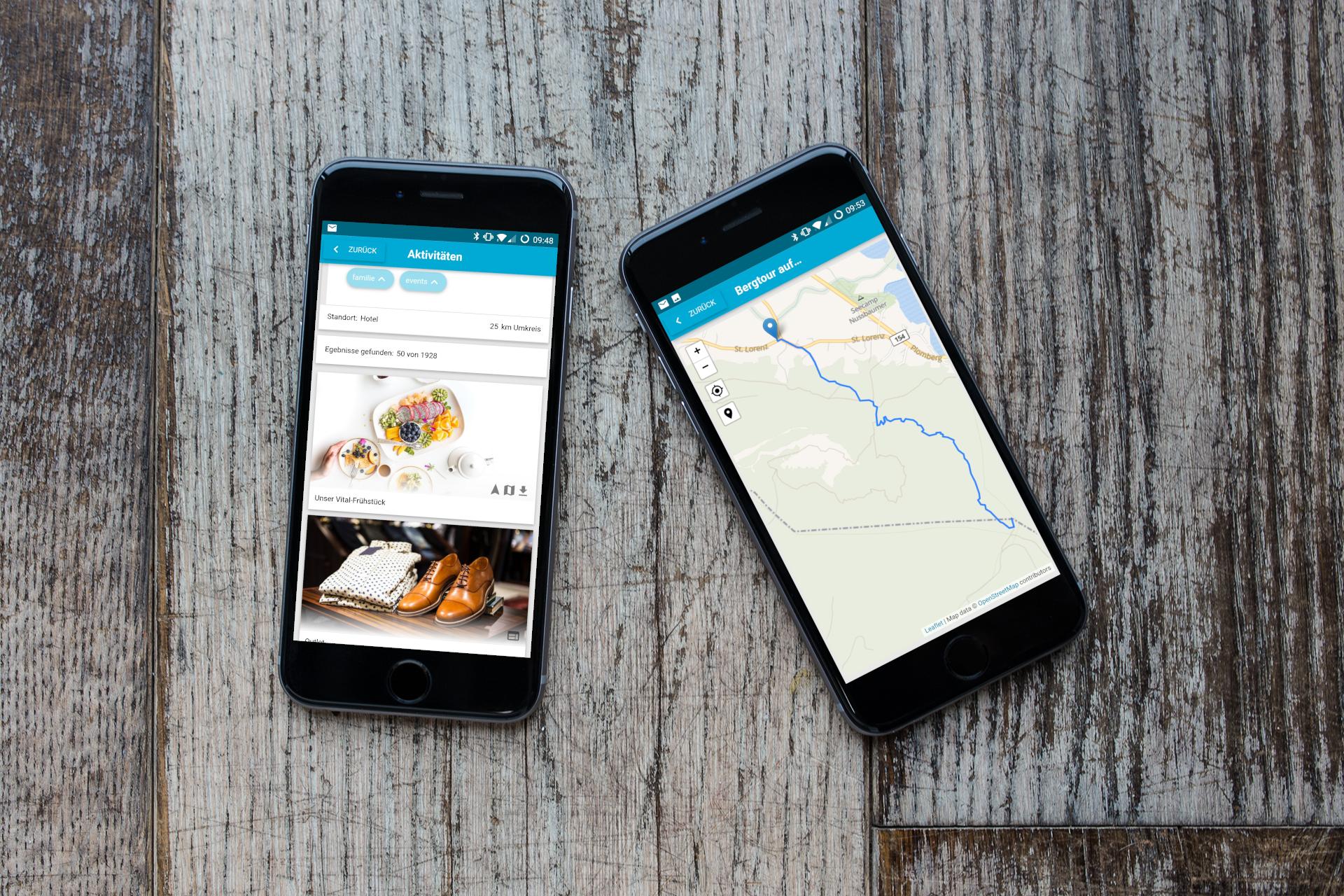 Alles NEU - oHA in neuem Design als Progressive Web App