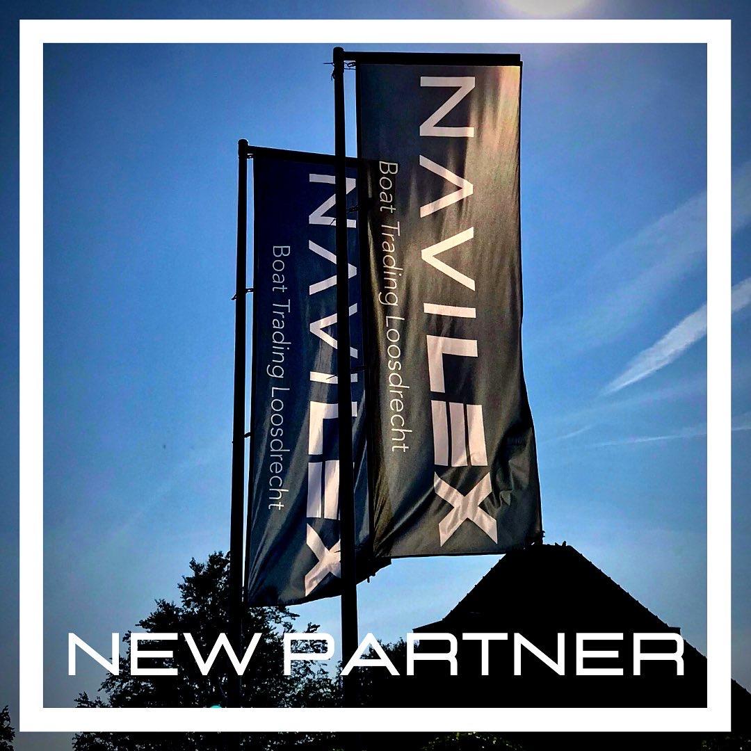 Nieuwe partner | Navilex Boot Trading Loosdrecht