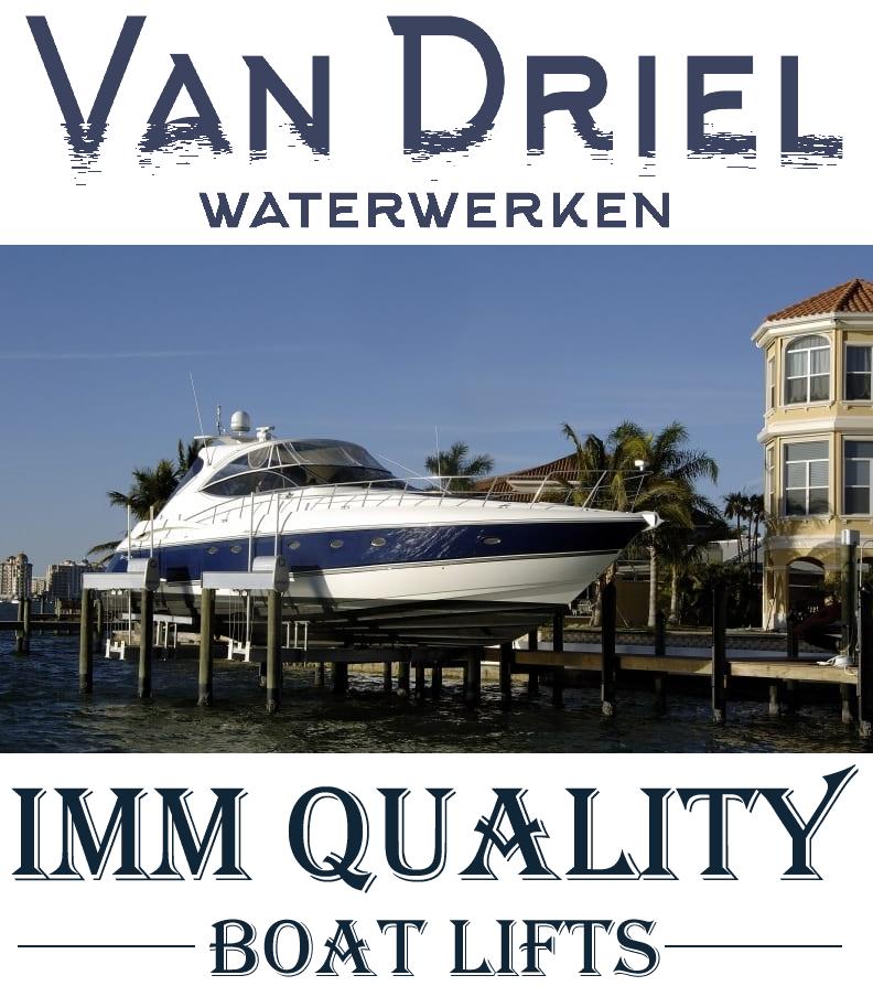 Dealership IMM Quality Boat Lifts Florida
