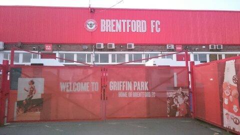 Brentford FC, England