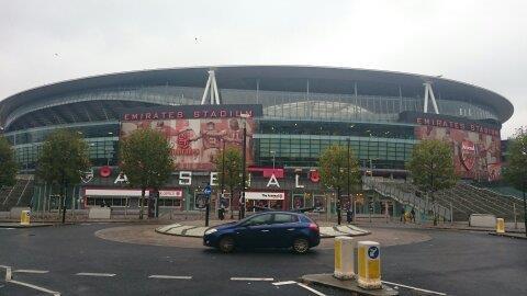 Arsenal, England