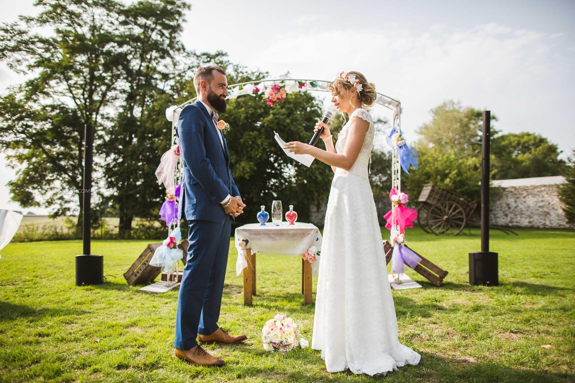 Oui je le veux, engagement des mariés / Crédit photo: David Gemini