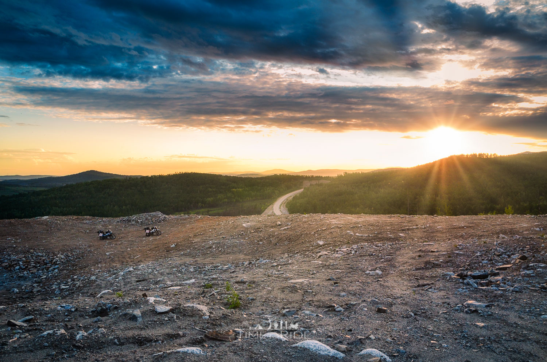 Natur pur - Reisebericht Russland (Ferner Osten)