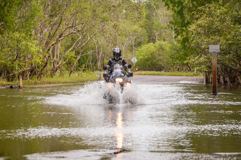 Krokodile im Kakadu National Park  - Reisebericht Australien (Northern Territory)