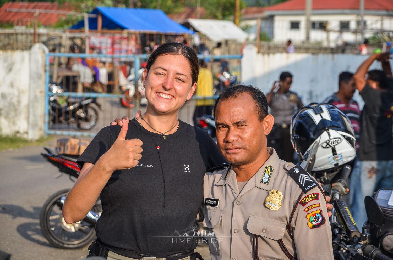 Zu Besuch bei den Komodowaranen von Rinca - Reisebericht Indonesien (Flores)