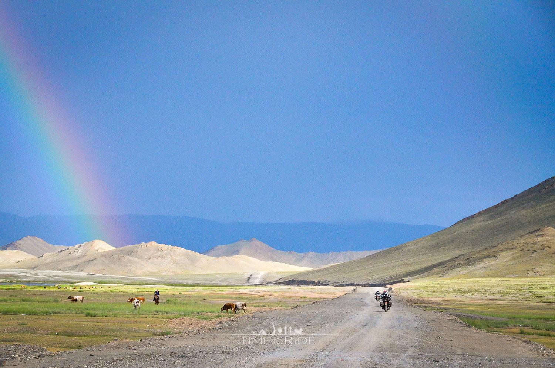 Der Weg ist das Ziel - Reisebericht Mongolei