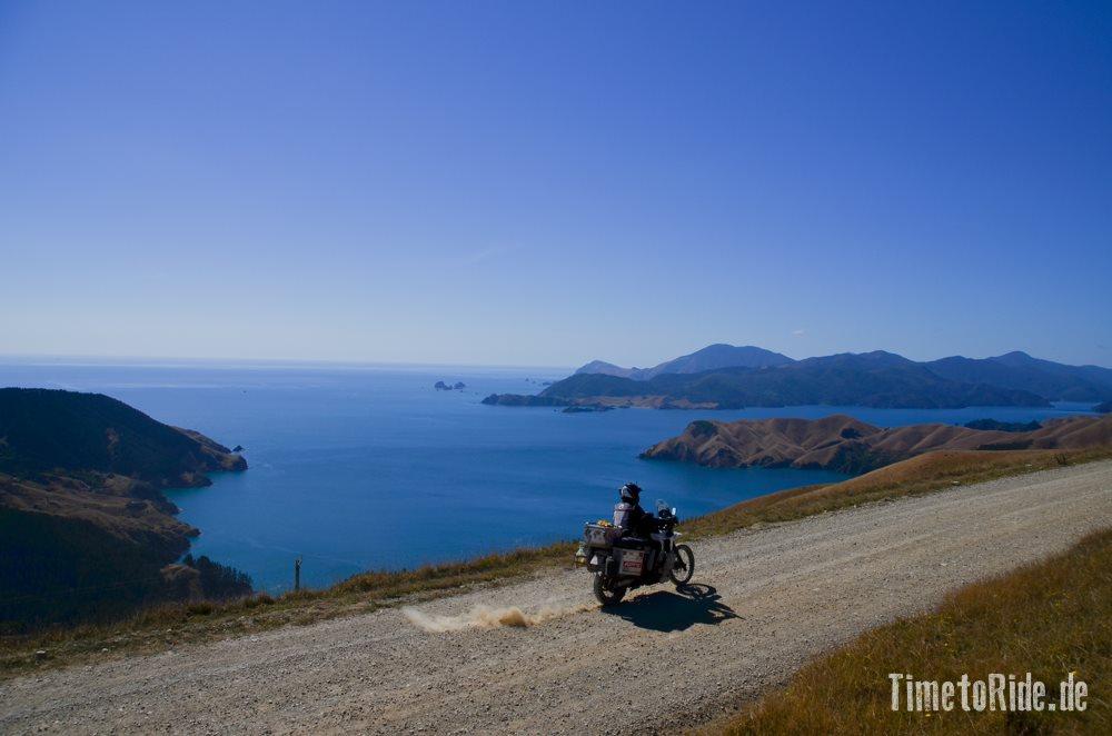 +Goodbye Südinsel - Reisebericht Neuseeland