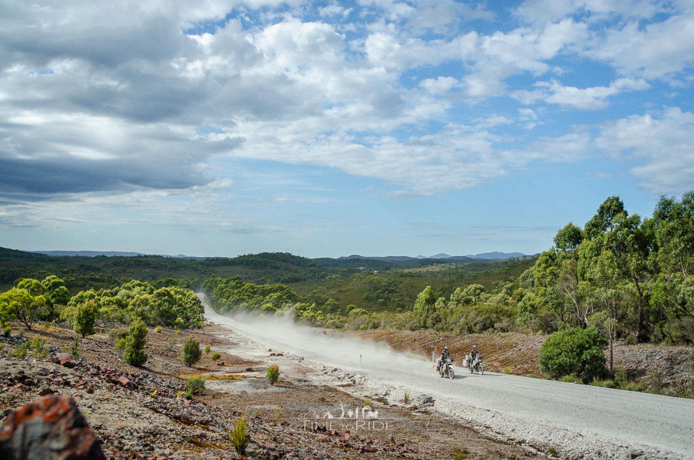 Auf dem Western Explorer Highway durch die Wildnis  - Reisebericht Australien (Tasmanien)