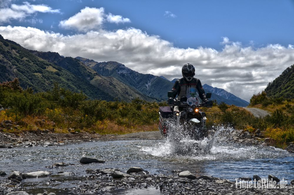 +Offroad Abenteuer Rainbow Road - Reisebericht Neuseeland