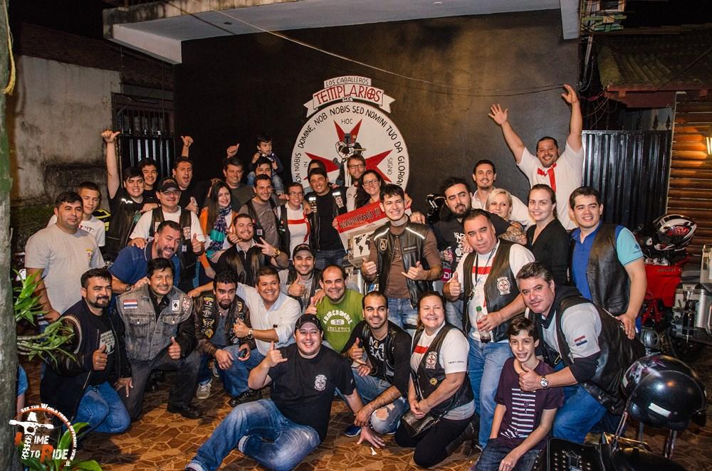 +Motorradfahrer - Eine weltweite Gemeinschaft!- Reisebericht Südamerika - Brasilien/Paraguay