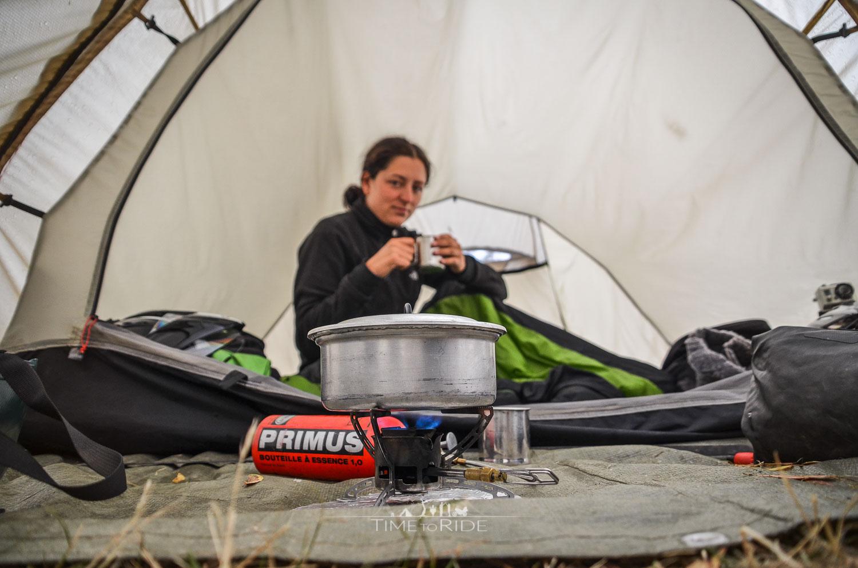 Camping am Ninety Mile Beach - Reisebericht Australien (Victoria)