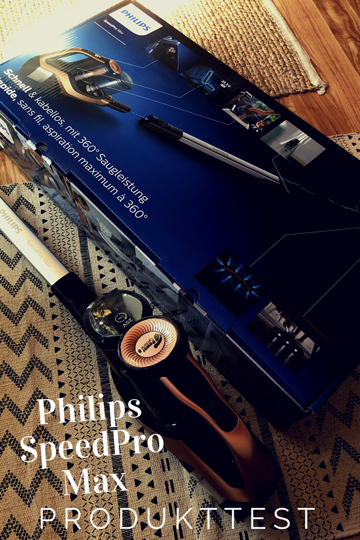 Philips SpeedPro Max Produkttest