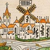 Belagerung von Neuss Illustration Conradus Pfettisheim 1477