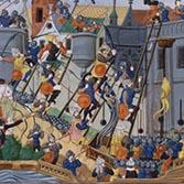 Philippe de Mazerolles Die Eroberung Konstantinopels