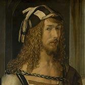 Albrecht Dürer Madrider Selbstbildnis 1498