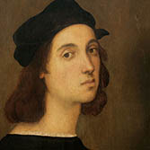 Raffael Selbstportrait 1506