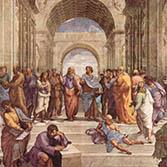 Raffael Schule von Athen Vatikan