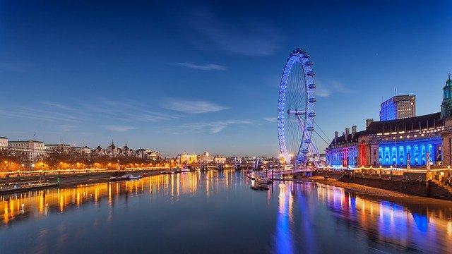 LONDON - Bild von Free-Photos auf Pixabay