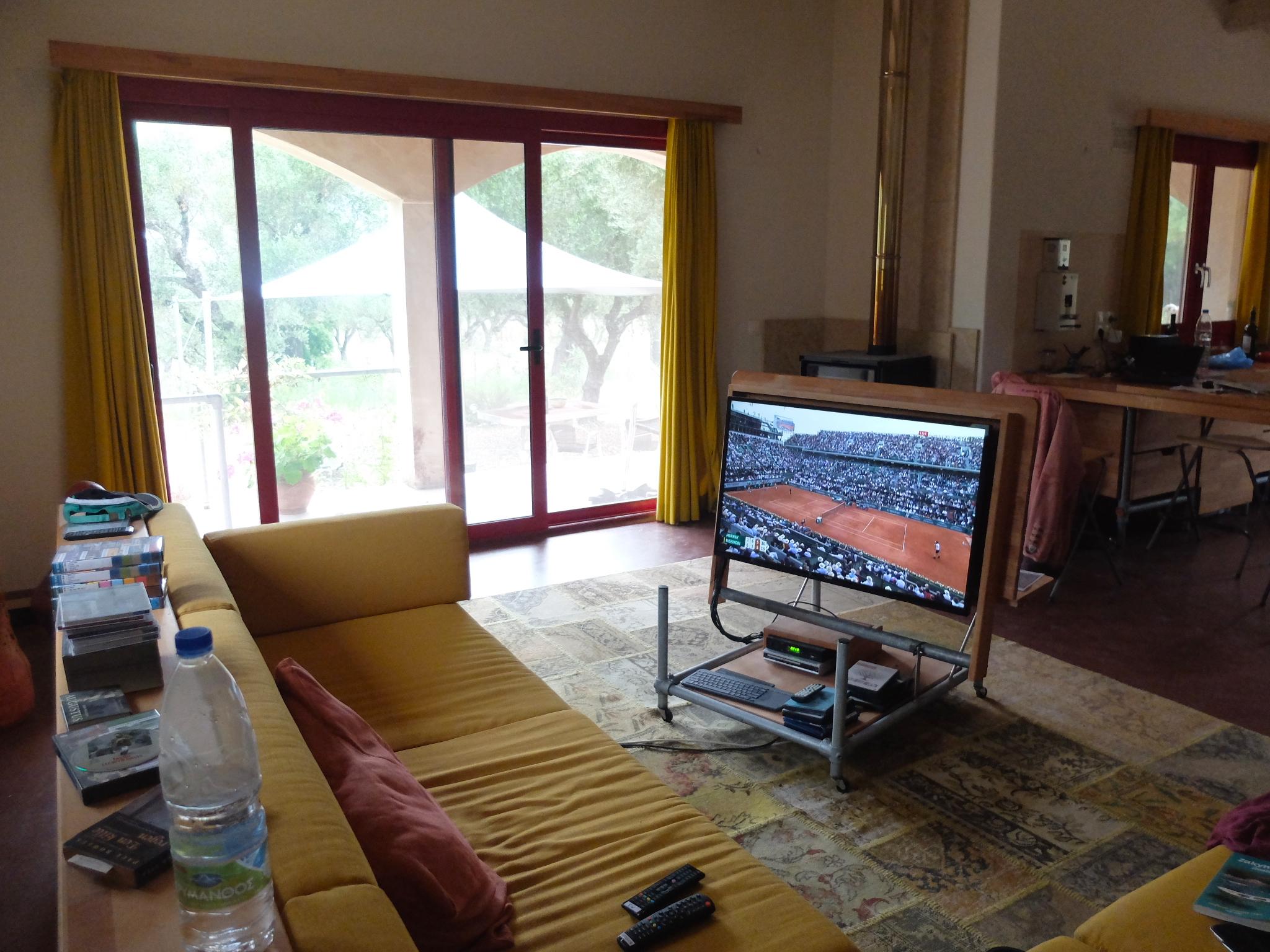 TV en wifi aanwezig