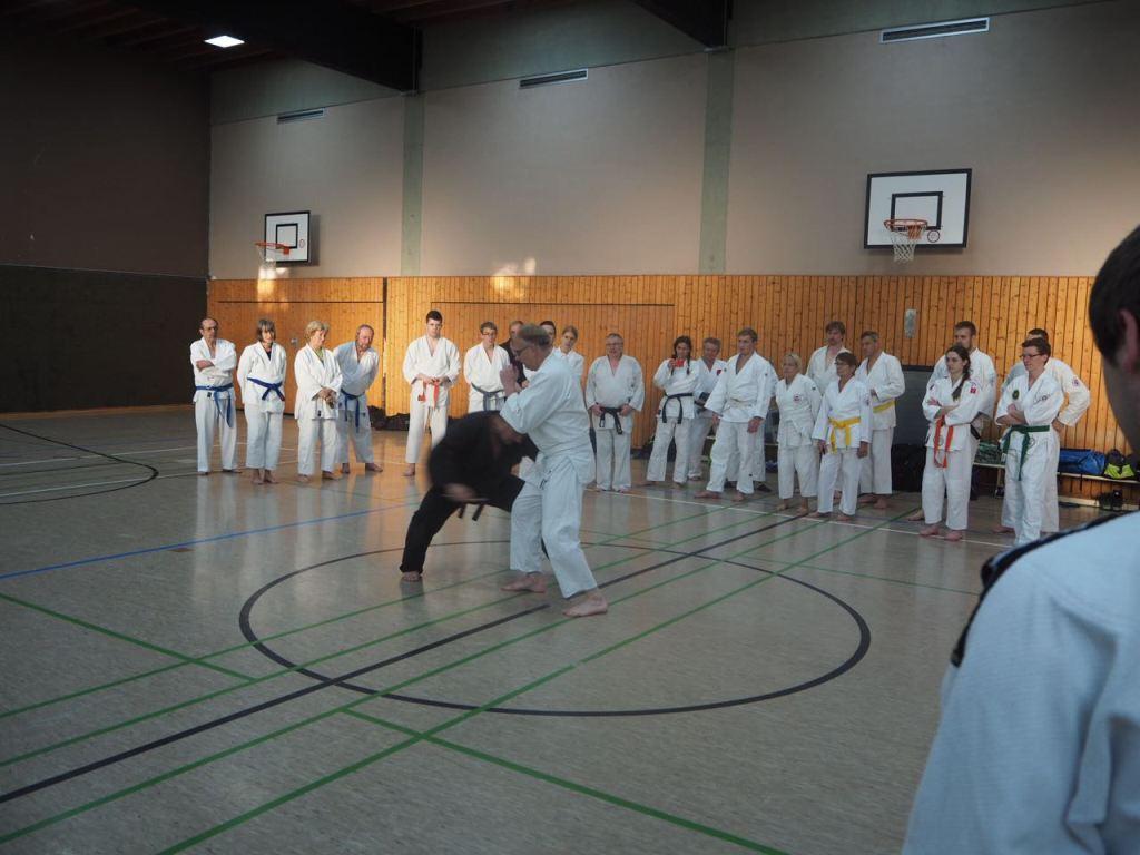 JJU NW - Jiu Jitsu Union - Kubotan - Kampfkunst - Takenouchi Ryu - Yawara
