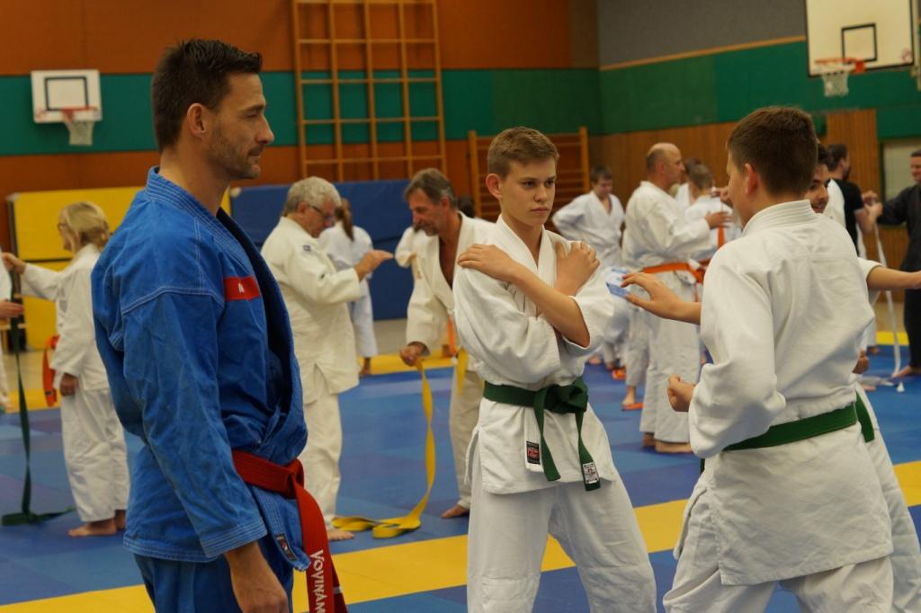 Jiu Jitsu Union NW - JJU NW - Jiu Jitsu - Moderne Selbstverteidigung - Kampfkunst - Kampfsport