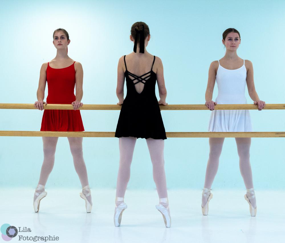 Schülerinnen der Ballettschule Stedler - Foto Annabell Weiberg