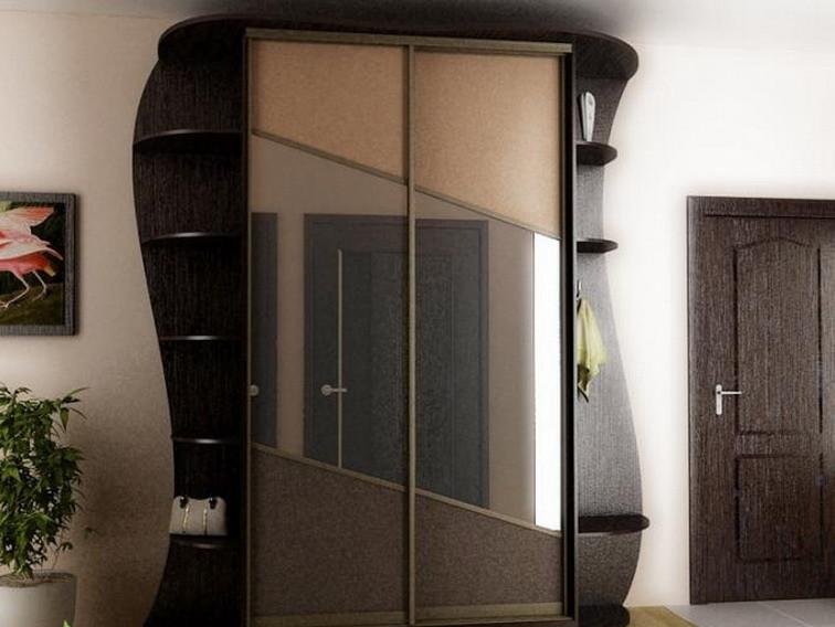 Встроенный шкаф-купе. Израиль.