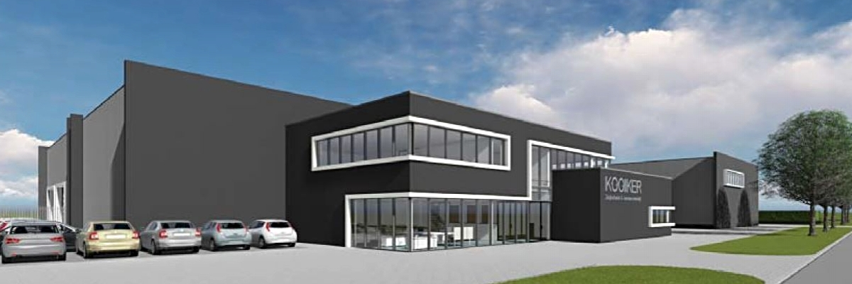 Nieuw duurzaam project: Kooiker Zuigtechniek Staphorst