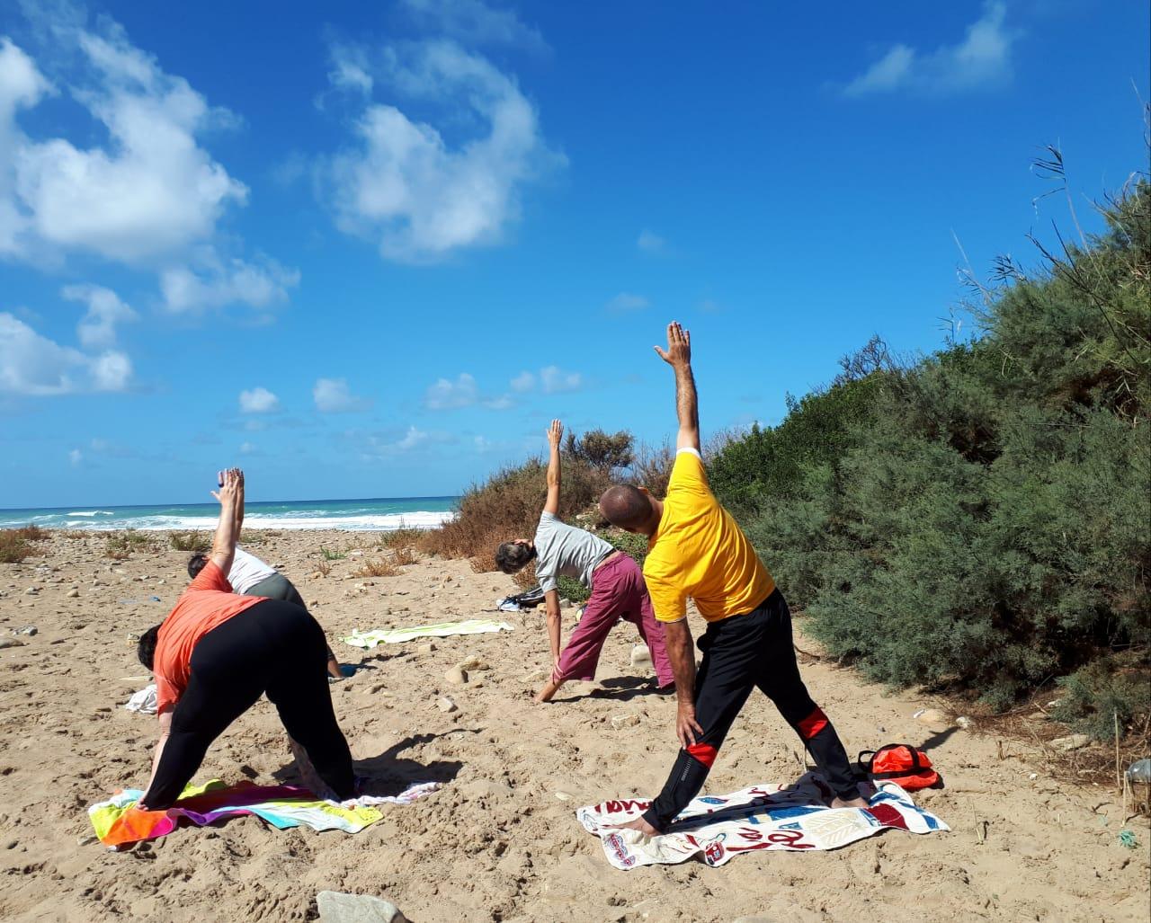 retraite yoga animée par Delphine Mélèse