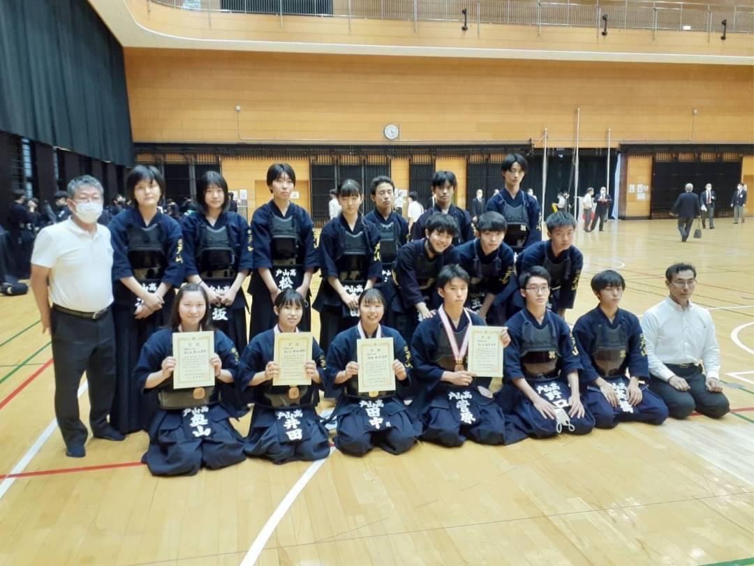 剣道部 第69回新宿区民剣道大会 結果報告