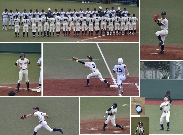 硬式野球部 第103回全国高等学校野球選手権大会東東京大会 結果報告