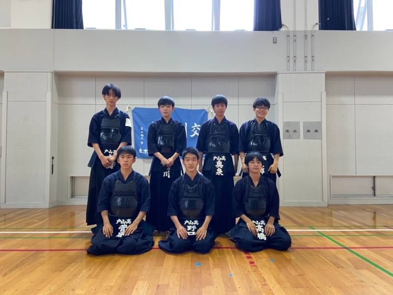 剣道部 東京都高等学校秋季剣道大会 結果報告