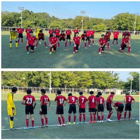 サッカー部 第100回 全国高校サッカー選手権 東京都大会予選