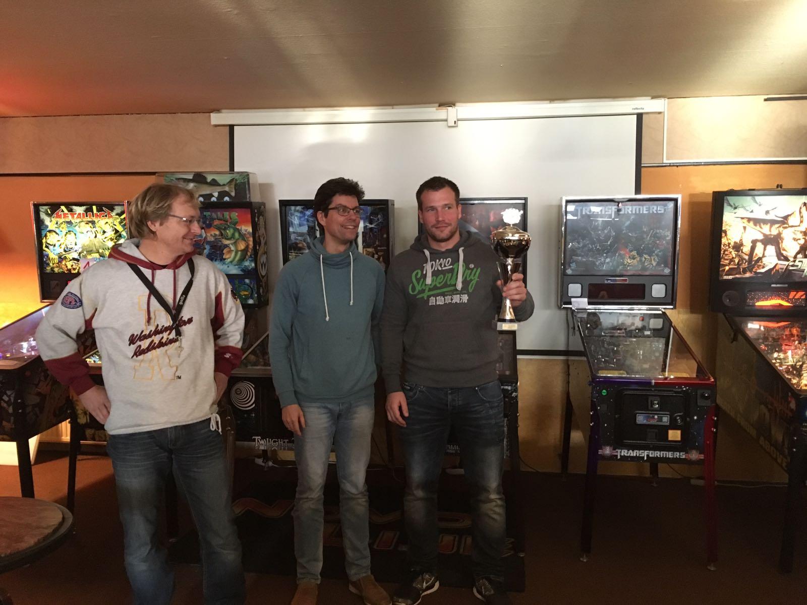 1. Platz: Sven Heße